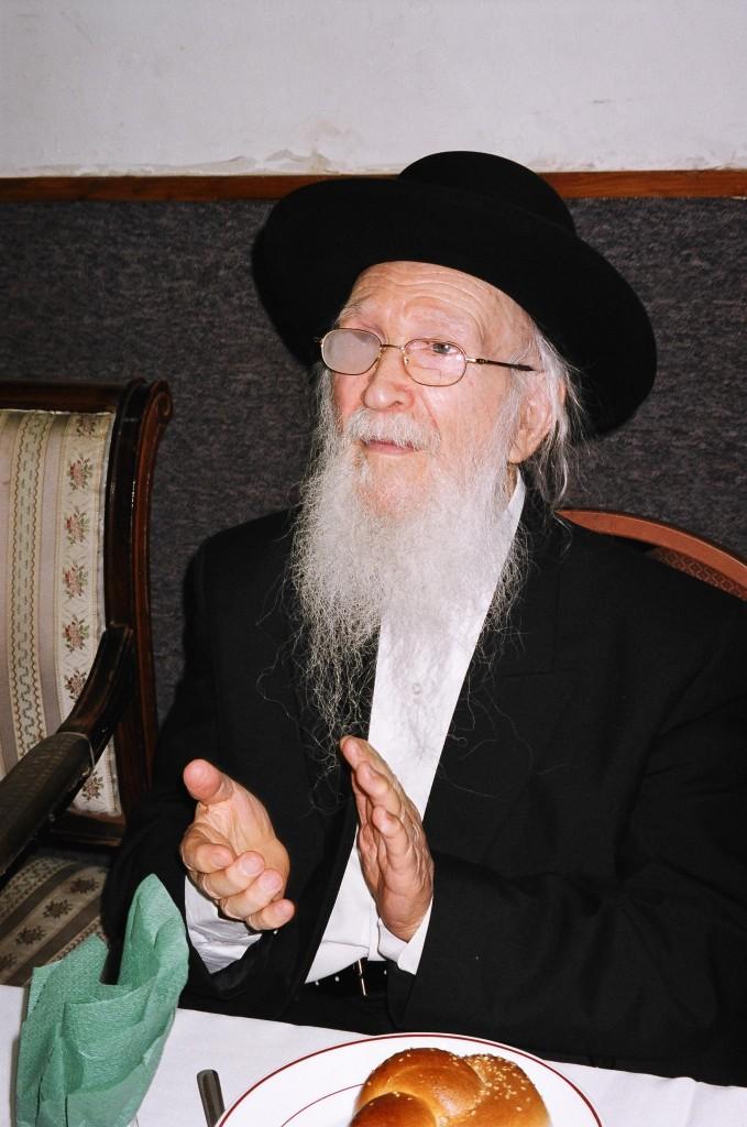 הרב מיכל יהודה ליפקוביץ