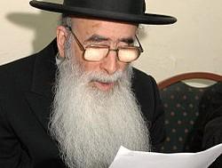 הרב יהודה עדס