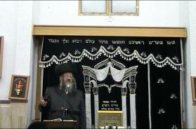 """הגאון רבי משה שאול קליין שליט""""א סופי"""