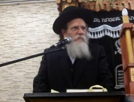 הרב שריאל רוזנברג
