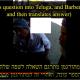 """חשיפה! עדות השליח אמיר דרומי בבית מרן הראב""""ד הרב משה שטרנבוך שליט""""א עם תיעוד של השליח מהנעשה בהודו חלק א"""