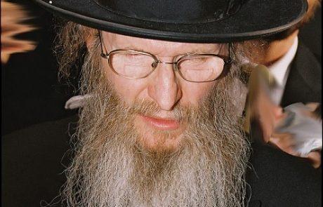 """הגאון הצדיק רבי דן סגל שליט""""א"""