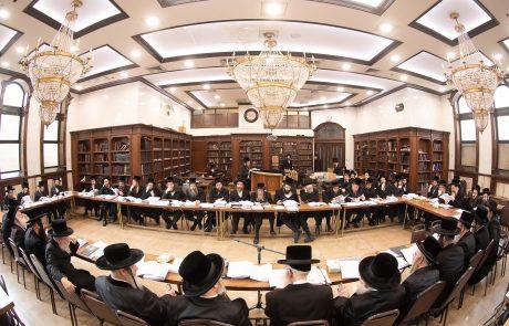 אסיפת הרבנים הגדולה בנושא תקרובת עבודה זרה בפאות, בבורו פארק ברוקלין יג אדר א' תשעט, תיעוד ותמליל מהדברים שנאמרו