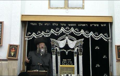 הרב משה שאול קליין – יד אהרון