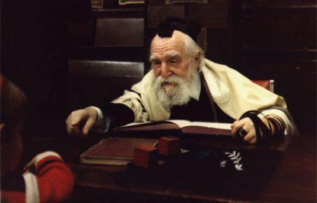 """הרב משה פינשטיין זצ""""ל"""
