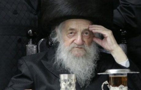 """מרן הרב שמואל הלוי וואזנר זצ""""ל"""