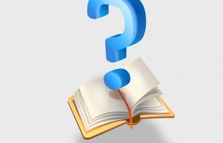 """שאלה: קראנו את השו""""ת שלך בחוברת שמע ישראל…"""