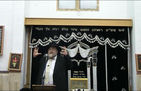 הרב מנחם שטיין – שיכון ה'