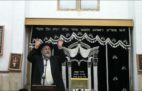 הרב מנחם שטיין – יד אהרון